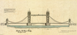 Tower Bridge Prints by Yves Poinsot