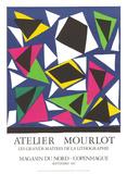 L'escargot Affiches par Henri Matisse