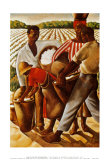 Cotton Pickers Plakater af Earle Wilton Richardson