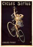 Cycles Sirius Láminas por Henri Gray