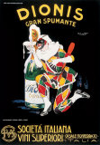 Dionis Plakater af Plinio Codognato
