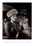 Ella Fitzgerald Art par William P. Gottlieb