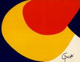 Convection Posters por Alexander Calder