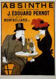 Absint Affischer av Leonetto Cappiello