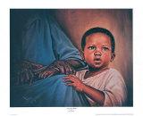 Loving Hold Plakat af Ginger Oliphant