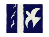 Oiseaux Posters by Georges Braque