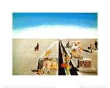 I Primi Giomi di Primavera Posters av Salvador Dalí