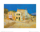 The Yellow House at Arles, c.1889 Prints by Vincent van Gogh