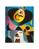 Portrait No. 1 Pôsteres por Joan Miró
