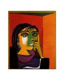 Dora Maar Affiches par Pablo Picasso