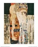 As Três Idades da Mulher, c.1905 Posters por Gustav Klimt