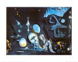 Idylle Atomique Poster von Salvador Dalí