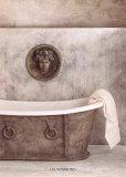 Bathtub Poster by Lilo Raymond