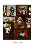 Etudes Poster von Pablo Picasso