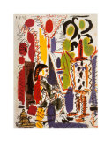 L'Atelier a Cannes Plakater av Pablo Picasso