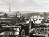 Views of Paris – The River Seine Posters by  Unknown