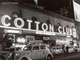 Cotton Club Plakat af Michael Ochs
