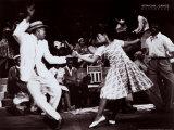 Baile africano Mkhumbane Pósters