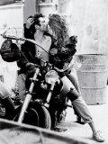 Harley Davidson Poster von Frank Schott