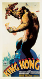 King Kong – Profile Posters av Unknown,