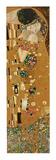 Kysset Plakater av Gustav Klimt