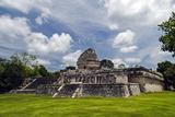Remnants of the Ancient City of Chichen Itza Photographic Print by Vlad Kharitonov