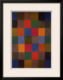 New Harmony, 1936 Posters por Paul Klee