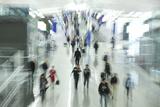 Hong Kong International Airport Fotografisk tryk af John Burcham