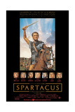 Spartacus: Rebel Against Rome, Directed by Stanley Kubrick, 1960 ジクレープリント