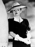 """Bette Davis. """"Now, Voyager"""" 1942, Directed by Irving Rapper Lámina fotográfica"""
