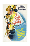 A Date With Judy, 1948, Directed by Richard Thorpe Giclée-tryk