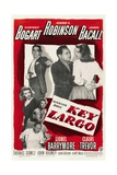 Key Largo, 1948, Directed by John Huston Reproduction procédé giclée
