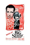 The Big Sleep, 1946, Directed by Howard Hawks ジクレープリント
