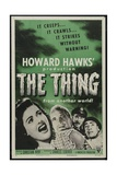 The Thing From Another World, 1951, Directed by Howard Hawks Gicléedruk