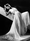 Gloria Swanson, 1940 Impressão fotográfica