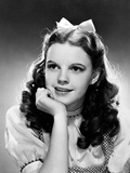 The Wizard of Oz, Judy Garland, Directed by Victor Fleming, 1939 Reproduction photographique Premium