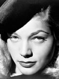 "Lauren Bacall. ""The Big Sleep"" 1946, Directed by Howard Hawks. 1946 Impressão fotográfica"