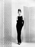 "Audrey Hepburn. ""Breakfast At Tiffany's"" 1961, Directed by Blake Edwards Stampa fotografica"