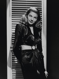 "Lauren Bacall ""To Have And Have Not"" 1944 Directed by Howard Hawks Photographic Print"