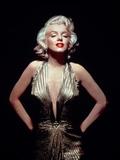 Gentlemen Prefer Blondes, Marilyn Monroe, Directed by Howard Hawks, 1953 Impressão fotográfica