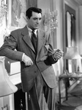 "Cary Grant. ""The Philadelphia Story"" 1940, Directed by George Cukor Photographic Print"
