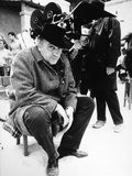 8 1/2, Directed by Federico Fellini, 1963 Fotografie-Druck