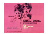 "Infamous!, 1961, ""The Children's Hour"" Directed by William Wyler Impressão giclée"