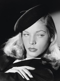 The Big Sleep, Lauren Bacall, Directed by Howard Hawks, 1946 Photographic Print