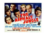 The Asphalt Jungle, 1950, Directed by John Huston Reproduction procédé giclée