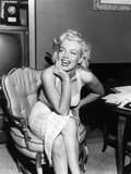 Marilyn Monroe Fotografisk tryk