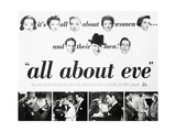 "Best Performance, 1950 ""All About Eve"" Directed by Joseph L. Mankiewicz Giclee Print"