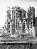 "Basilica De La Sagrada Familia ""Antoni Gaudi"" Photographic Print by Antoni Gaudí"