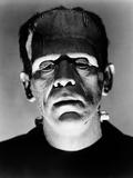 "Boris Karloff ""Frankenstein Lives Again!"" 1935 ""Bride of Frankenstein"" Directed by James Whale Fotografie-Druck"