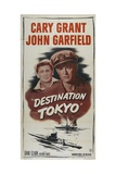 Destination Tokyo, 1943, Directed by Delmer Daves ジクレープリント